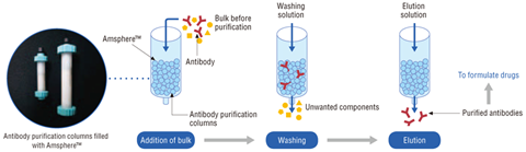 抗體&蛋白純化服務; Antibody & Protein Purification Service